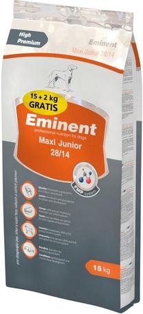 Eminent Maxi Junior | Táp nagytestű növendék kutyák részére