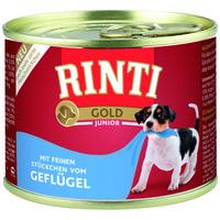 Rinti Gold Junior konzerv szárnyashússal kutyáknak