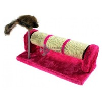 Henger alakú forgó kaparófa macskáknak