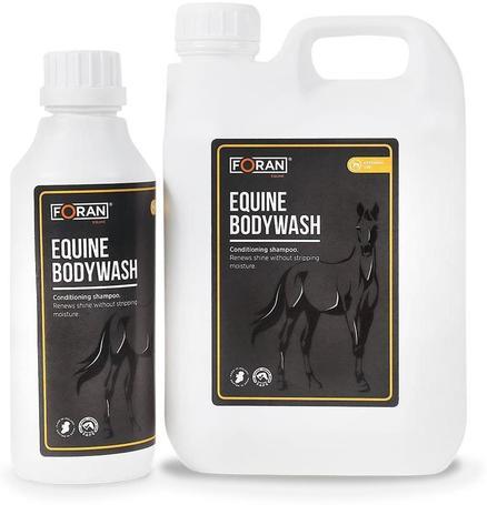Foran Equine Bodywash kondícionáló sampon lovaknak a ragyogó szőrért