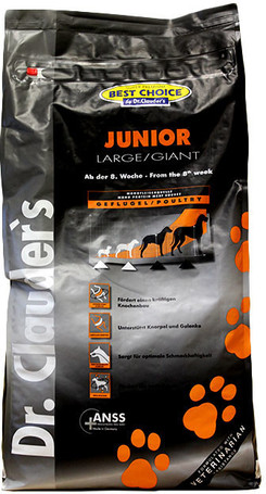 Best Choice Junior Large/Giant 20kg