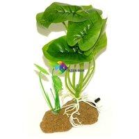 Levegőporlasztós akváriumi műnövények