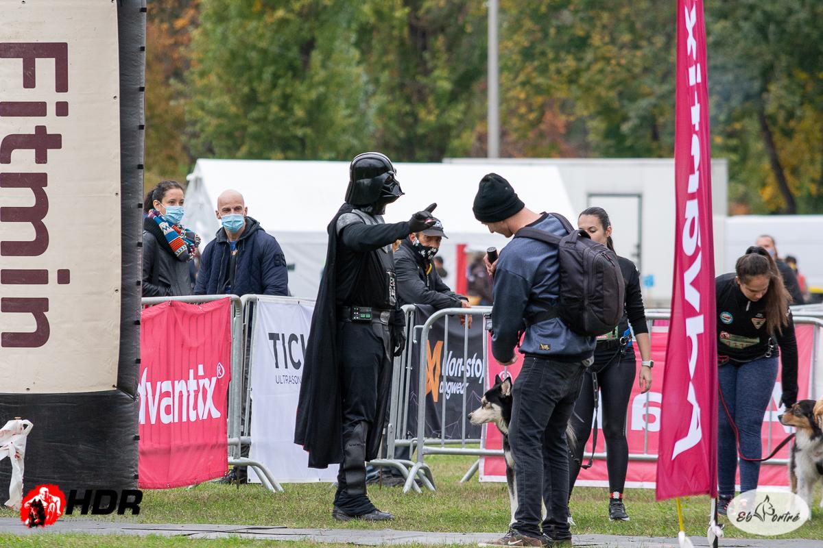 Darth Vader, HDR Dunaújváros