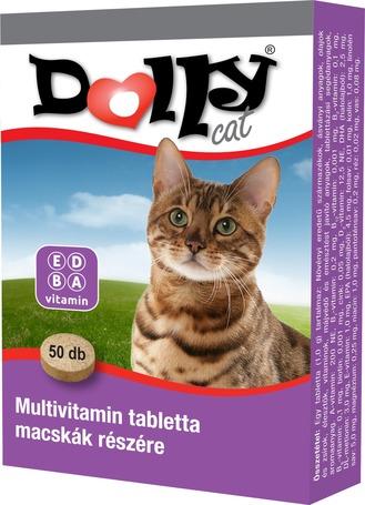 Dolly multivitamin macskáknak
