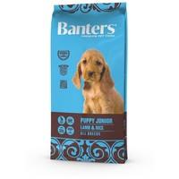 Visán Optima / Banters Dog Puppy & Junior Lamb & Rice