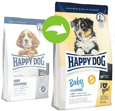 Happy Dog Baby Grainfree (Új)