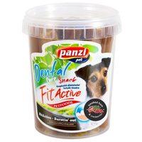 FitActive füstölt sonkás és vörösáfonyás dentastix rudak kutyáknak