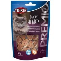 Trixie Premio Ducky Hearts jutalomfalatok macskáknak