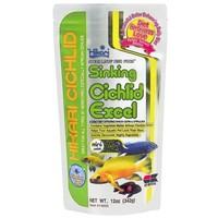 Hikari Cichlid Excel Mini Sinking | Süllyedő eledel növényevő sügéreknek és egyéb trópusi halfajok etetésére