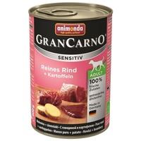 Animonda GranCarno Sensitiv marhahúsos és burgonyás konzerv