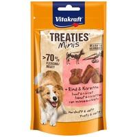 Vitakraft Treaties Minis puha jutifalatkák marhával és répával kutyáknak