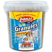 Panzi szemcsés díszhaltáp