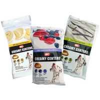 M&C Creamy Centers yoghurtos és vaníliás jutalomfalat kutyáknak