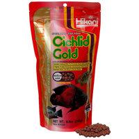 Hikari Cichlid Gold Medium úszó pellet eleség trópusi díszhalaknak