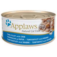 Applaws tonhalas és rákos konzerv macskáknak
