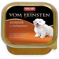Animonda Vom Feinsten Junior – Baromfimájas kutyaeledel
