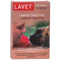 Lavet carnivitaminos tabletta kutyáknak