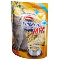 Panzi Cat-Mix halas, csirkés és zöldséges száraztáp cicáknak
