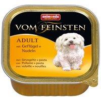 Animonda Vom Feinsten Adult – Szárnyashúsos és tésztás kutyaeledel