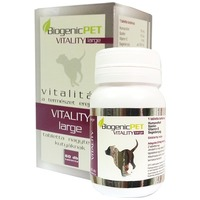 BiogenicPET Vitality vitalizáló, regeneráló tabletta