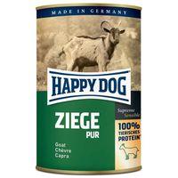 Happy Dog Ziege Pur - Tiszta kecskehúsos konzerv | Egyetlen fehérjeforrás