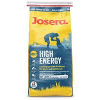 Josera High Energy fehérjében és vitaminokban gazdag kutyatáp