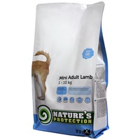 Nature's Protection Dog Mini Adult Lamb