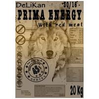 Delikan Prima Energy Red Meat | Marhával és sertéssel | Csirkehúsmentes