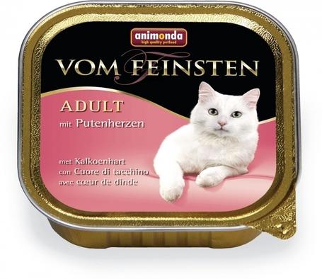 Animonda Vom Feinsten Adult – Pulykaszíves macskaeledel