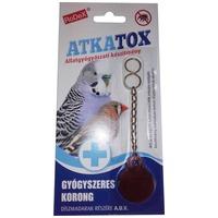 RoDeX Atkatox madaraknak - Parazitairtó korong láncon