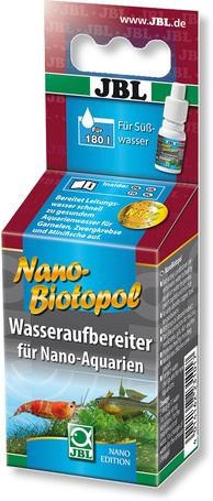 JBL NanoBiotopol vízkezelő szer