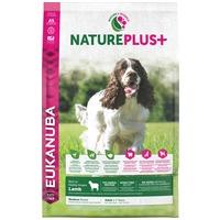 Eukanuba NaturePlus+ Adult Medium Lamb száraztáp bárányhússal | Közepes testű kutyáknak