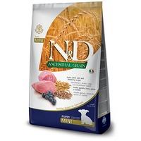 N&D Dog Ancestral Grain Puppy Mini bárányhússal és vörös áfonyával | Eledel kölyökkutyák részére