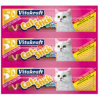 Vitakraft Cat-Stick Mini nyárnyasos és májas jutalomfalat