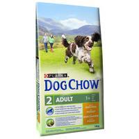 Dog Chow Adult csirkehússal
