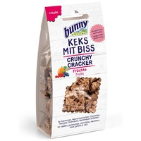 bunnyNature Crunchy Cracker - Fruits