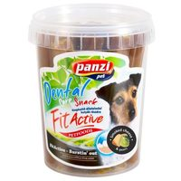 FitActive füstölt sajtos és körtés vega dentastix rudak kutyáknak