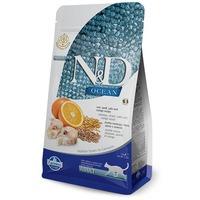 N&D Cat Ocean Adult Codfish & Orange Low Grain