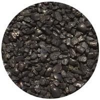 Fekete akvárium aljzatkavics
