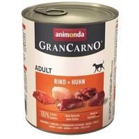 Animonda GranCarno Adult marha- és csirkehúsos konzerv