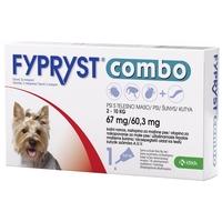 Fypryst Combo spot on kutyáknak | Élősködők elleni védelem