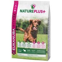 Eukanuba NaturePlus+ Puppy Lamb | Természetes táp bárányhússal kölyökkutyák részére