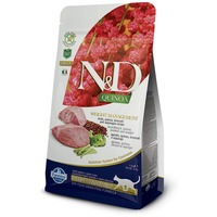 N&D Cat Grain Free Quinoa Weight Management Lamb