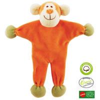 Simply Fido méreganyagmentes és környezetbarát, bio pamut állatfigura, majom