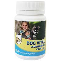Dog Vital csonterősítő tabletta