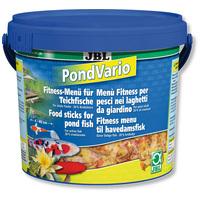 JBL PondVario lemezes táp száritott rákkal (vitaminnal)