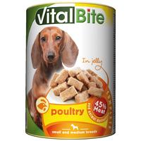 VitalBite csirkés konzerv