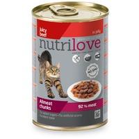 Nutrilove Cat aszpikos marhahús konzervben