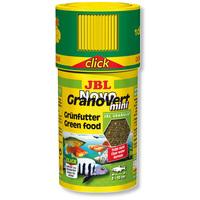 JBL NovoGranoVert Mini zöld táp granulátum (Click)