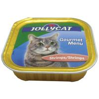 Jolly alutálkás tengeri rákos macskaeledel